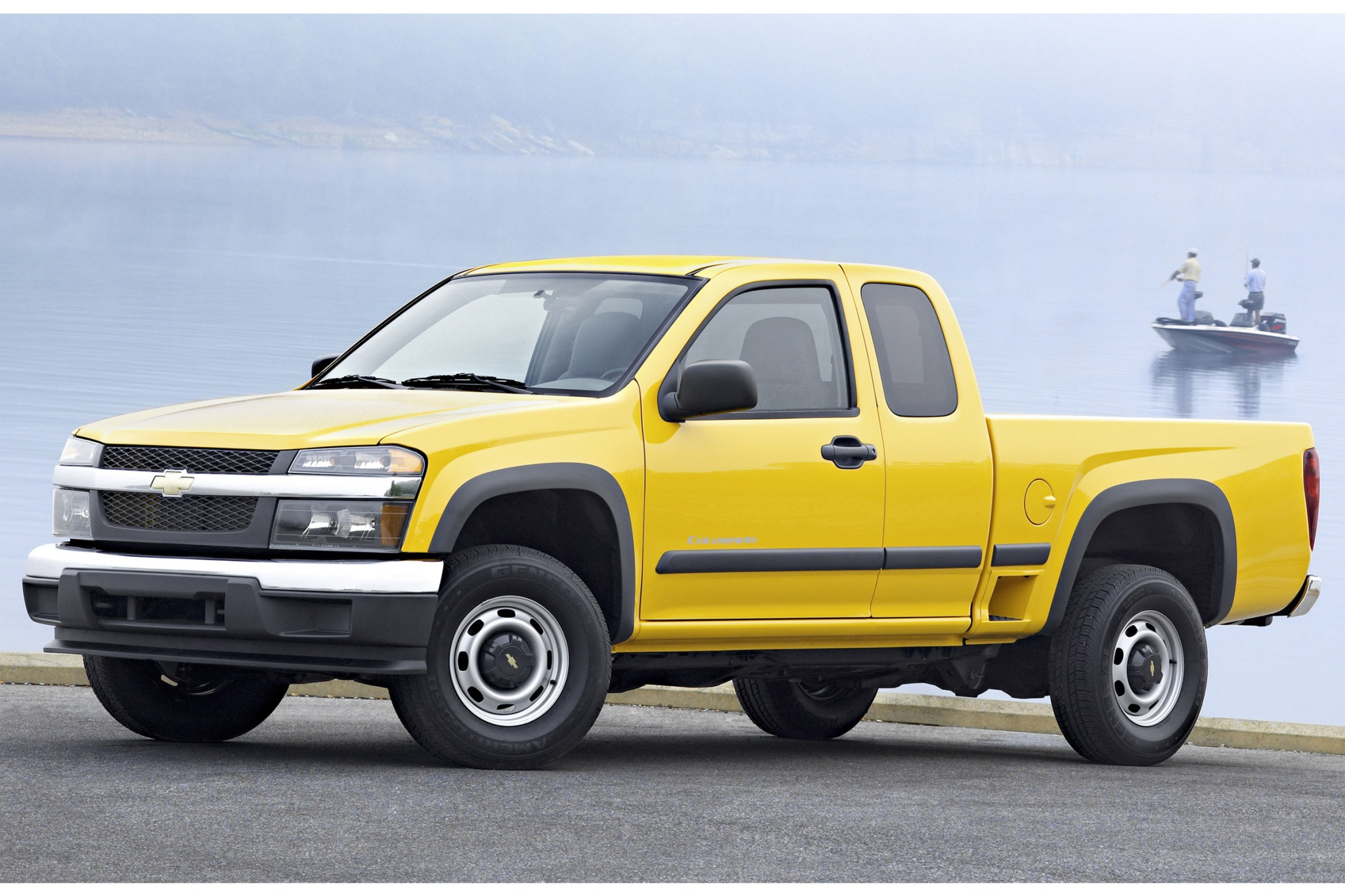 2007 chevrolet colorado 4 2007 chevrolet colorado l exterior 4