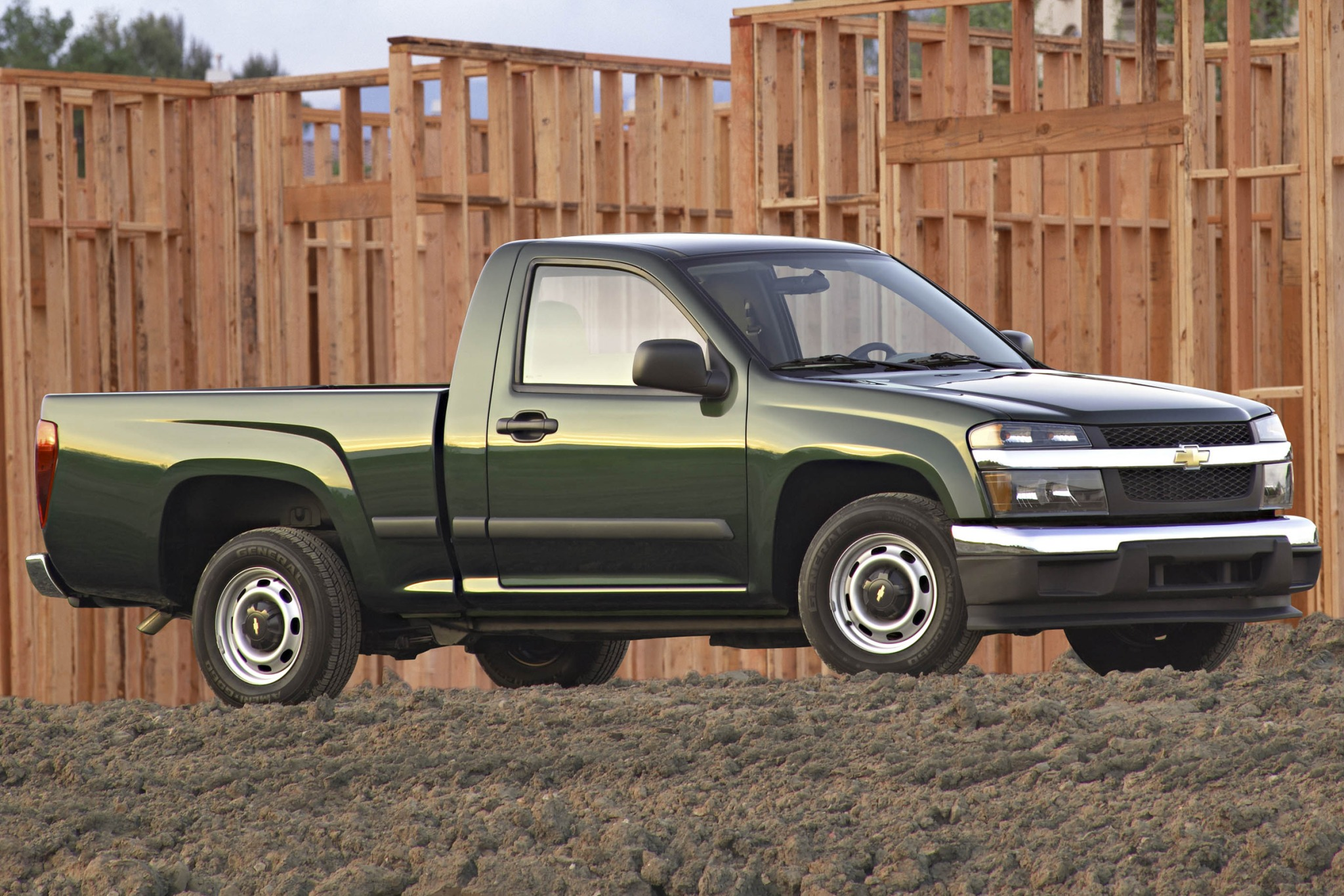 2007 chevrolet colorado 9 2007 chevrolet colorado l exterior 9