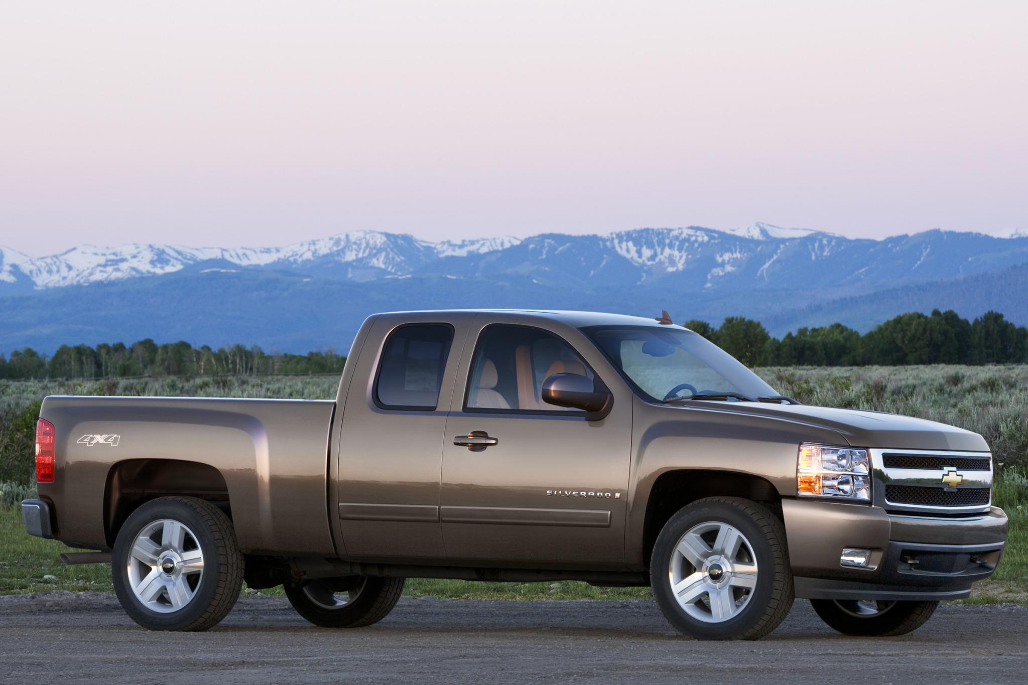 2007 Chevrolet Silverado 1500 Extended Cab >> 2007 CHEVROLET SILVERADO 3500HD - Image #3