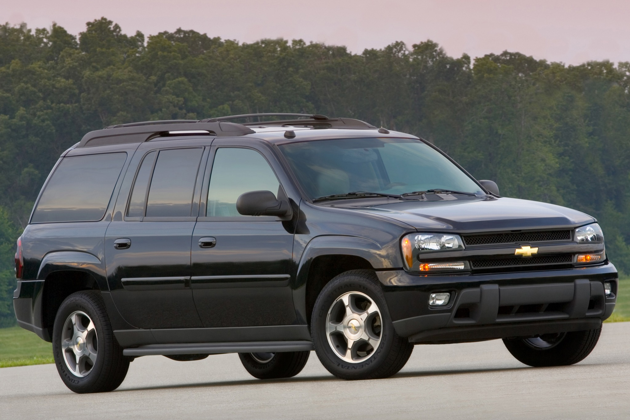2007 Chevrolet TrailBlaze exterior #4