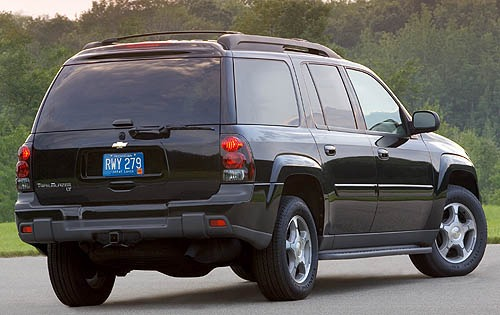2007 Chevrolet TrailBlaze exterior #6