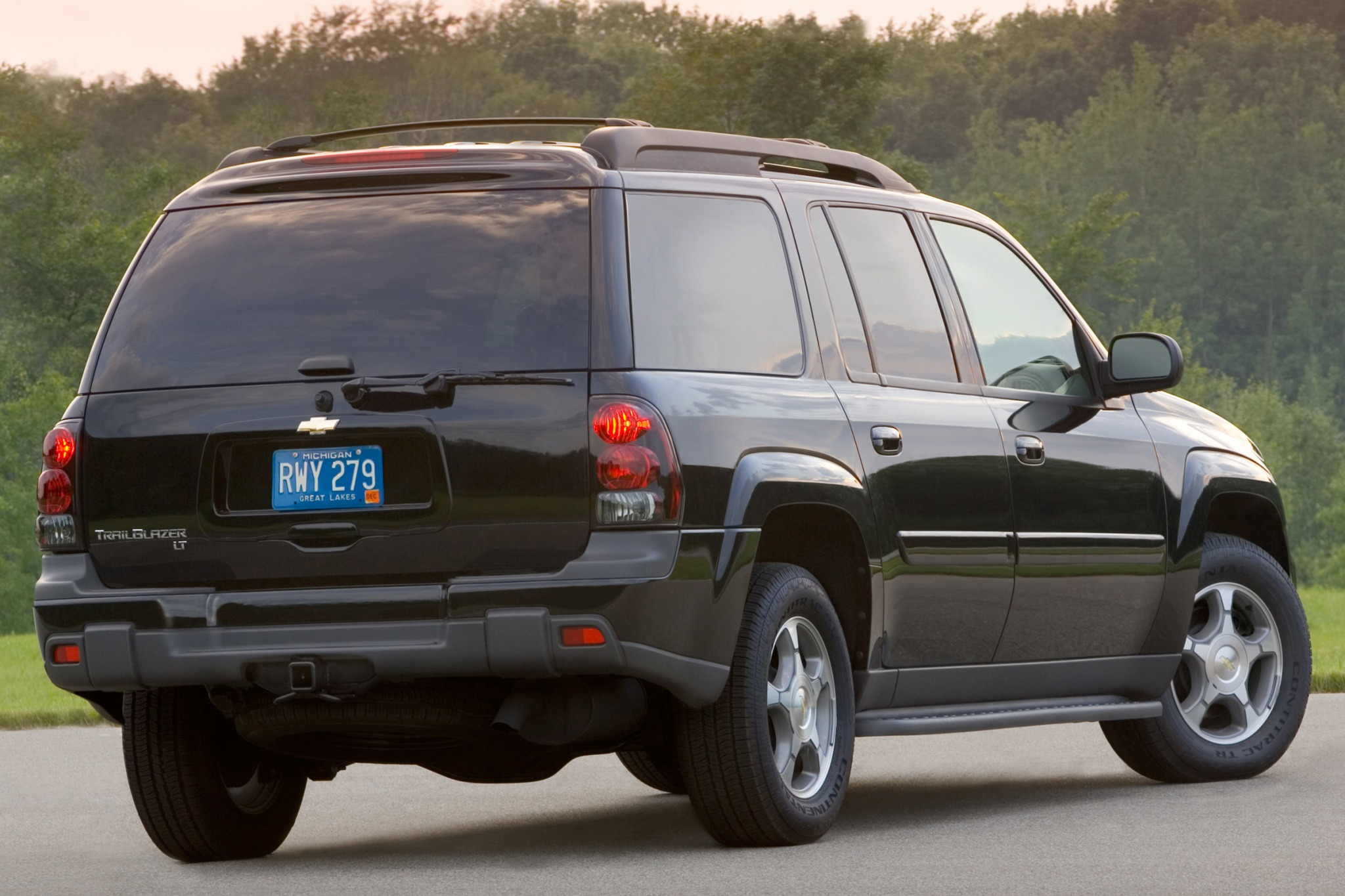 2007 Chevrolet TrailBlaze exterior #5