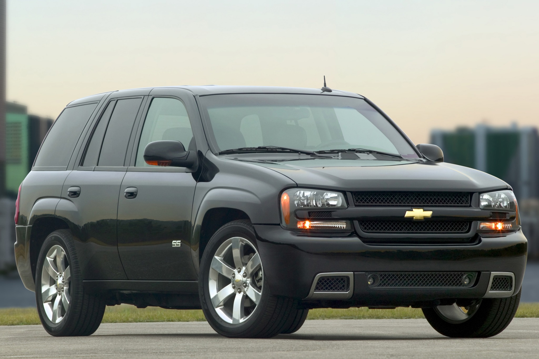 2007 Chevrolet TrailBlaze exterior #2
