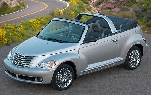 2007 Chrysler PT Cruiser  exterior #4