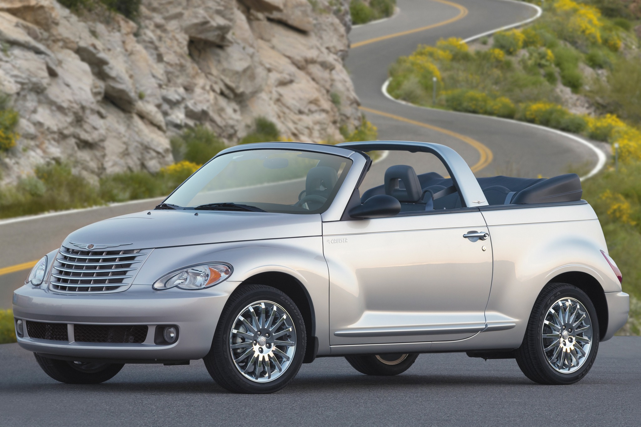2007 Chrysler PT Cruiser  exterior #1