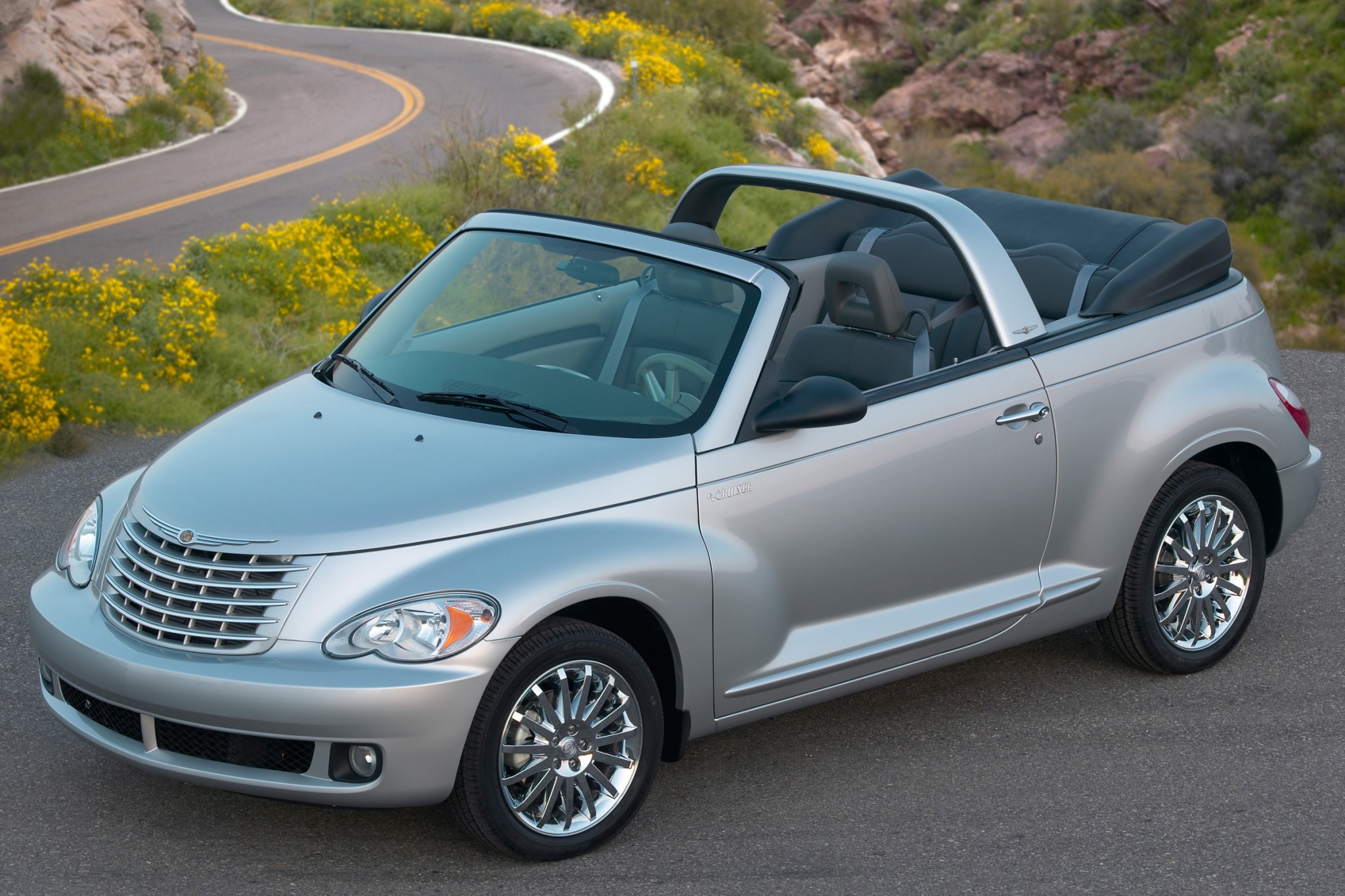 2007 Chrysler PT Cruiser  exterior #2