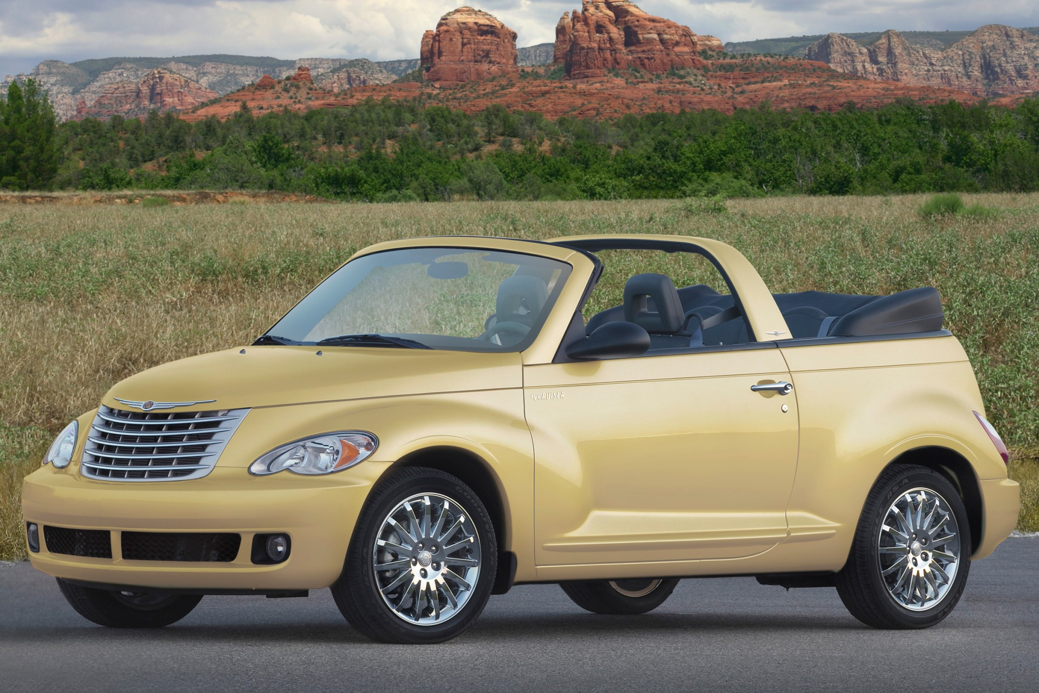 2007 Chrysler PT Cruiser  exterior #3
