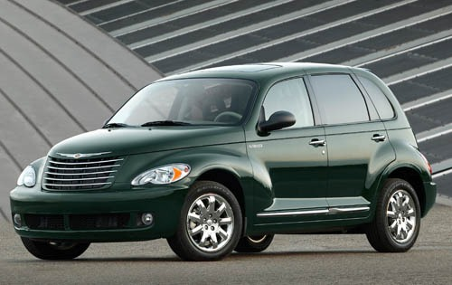 2007 Chrysler PT Cruiser  exterior #7