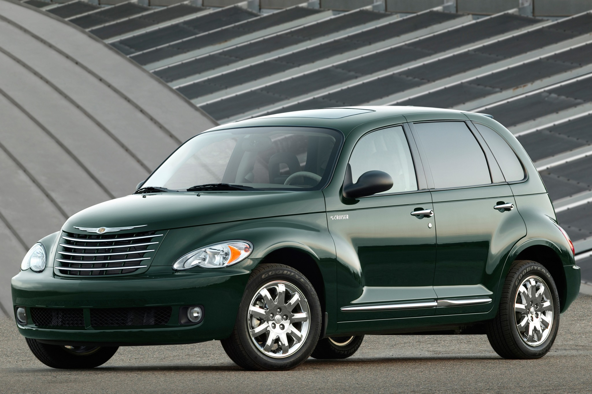 2007 Chrysler PT Cruiser  exterior #6