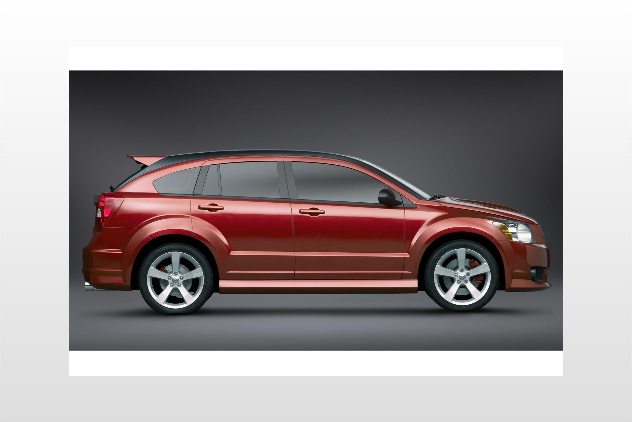 2007 Dodge Caliber Image 6