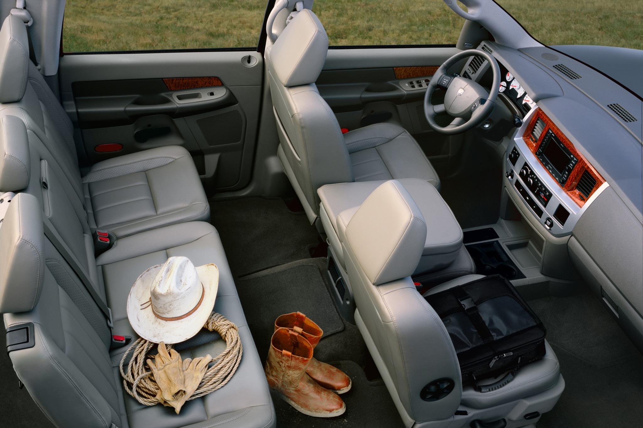 2007 dodge ram pickup 250 exterior 11