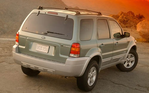 2007 Ford Escape Hybrid B exterior #6
