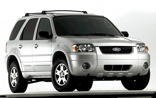 2007 Ford Escape XLT 4dr  exterior #4