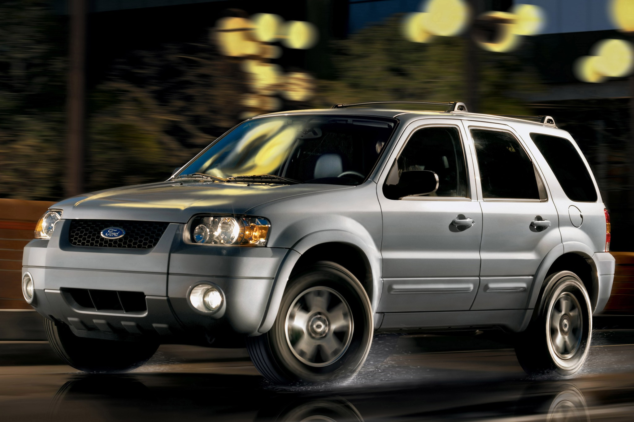 2007 Ford Escape XLT 4dr  exterior #1
