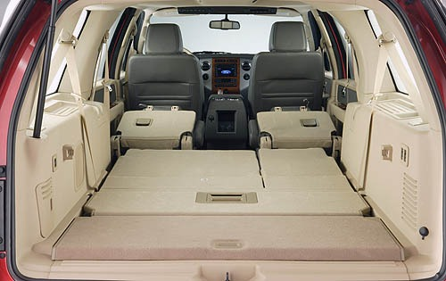 2007 Ford Expedition EL E interior #7
