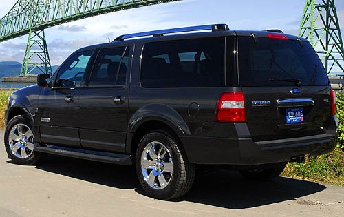 2007 Ford Expedition EL E interior #6