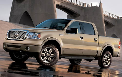 2007 Ford F-150 XL Extend exterior #9