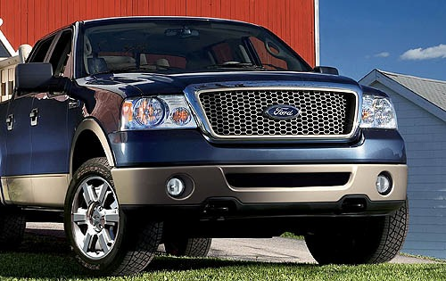 2007 Ford F-150 XL Extend exterior #3