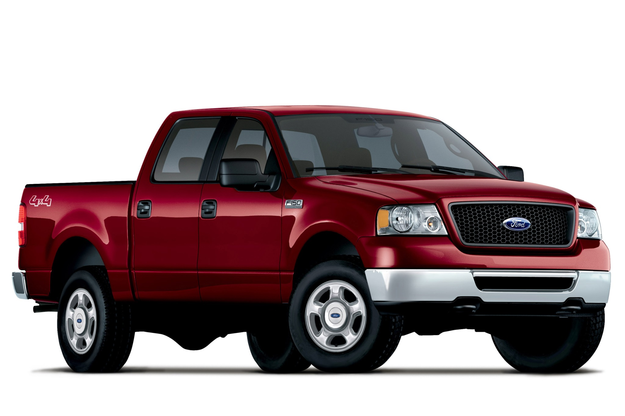 2007 Ford F-150 XL Extend exterior #13