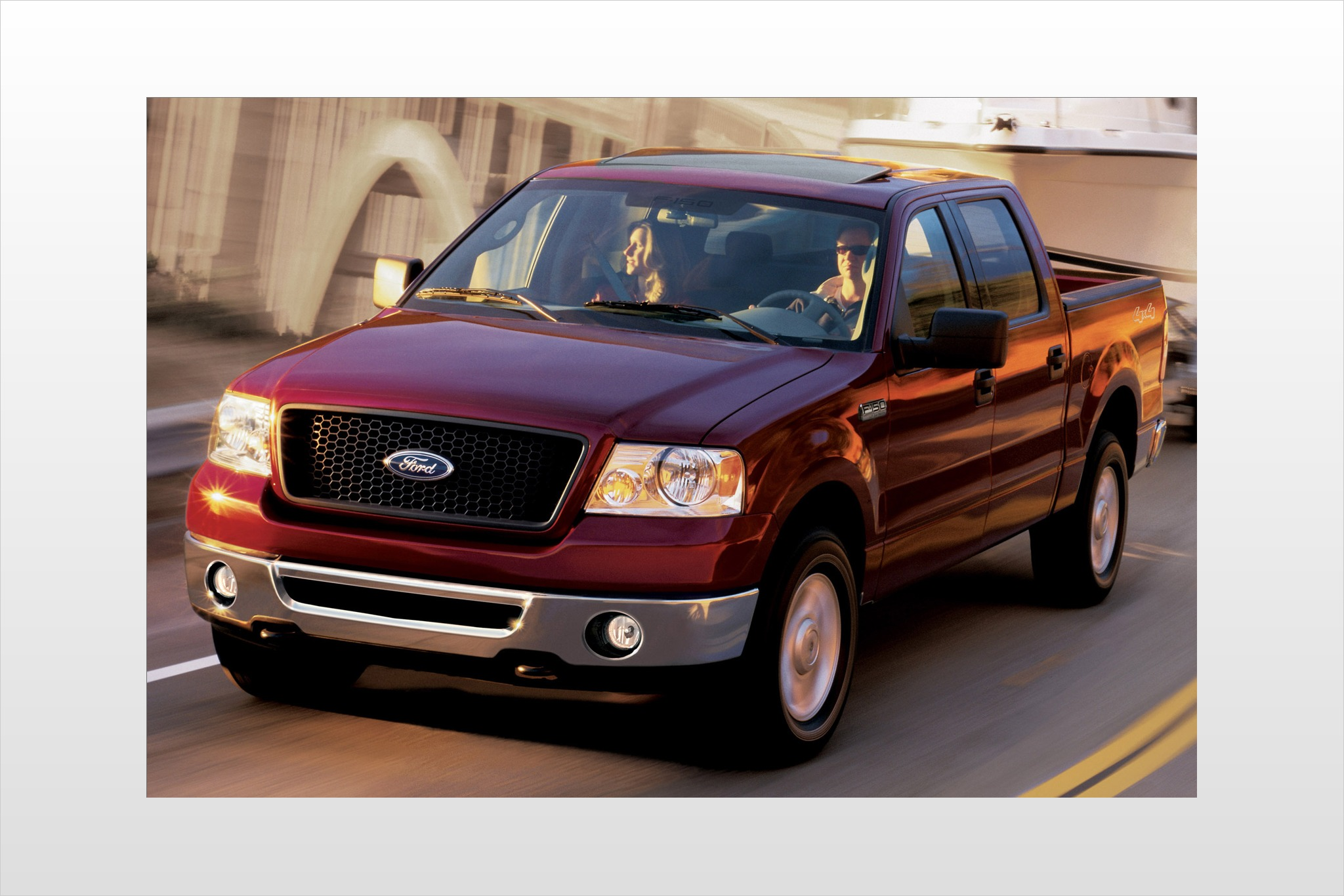 2007 Ford F-150 XL Extend exterior #15