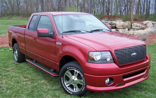2007 Ford F-150 XL Extend exterior #17