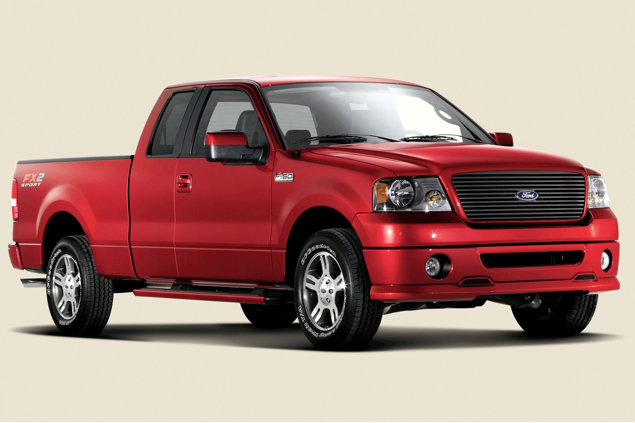 2007 Ford F-150 XL Extend exterior #11