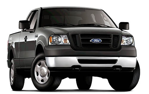 2007 Ford F-150 XL Extend exterior #5