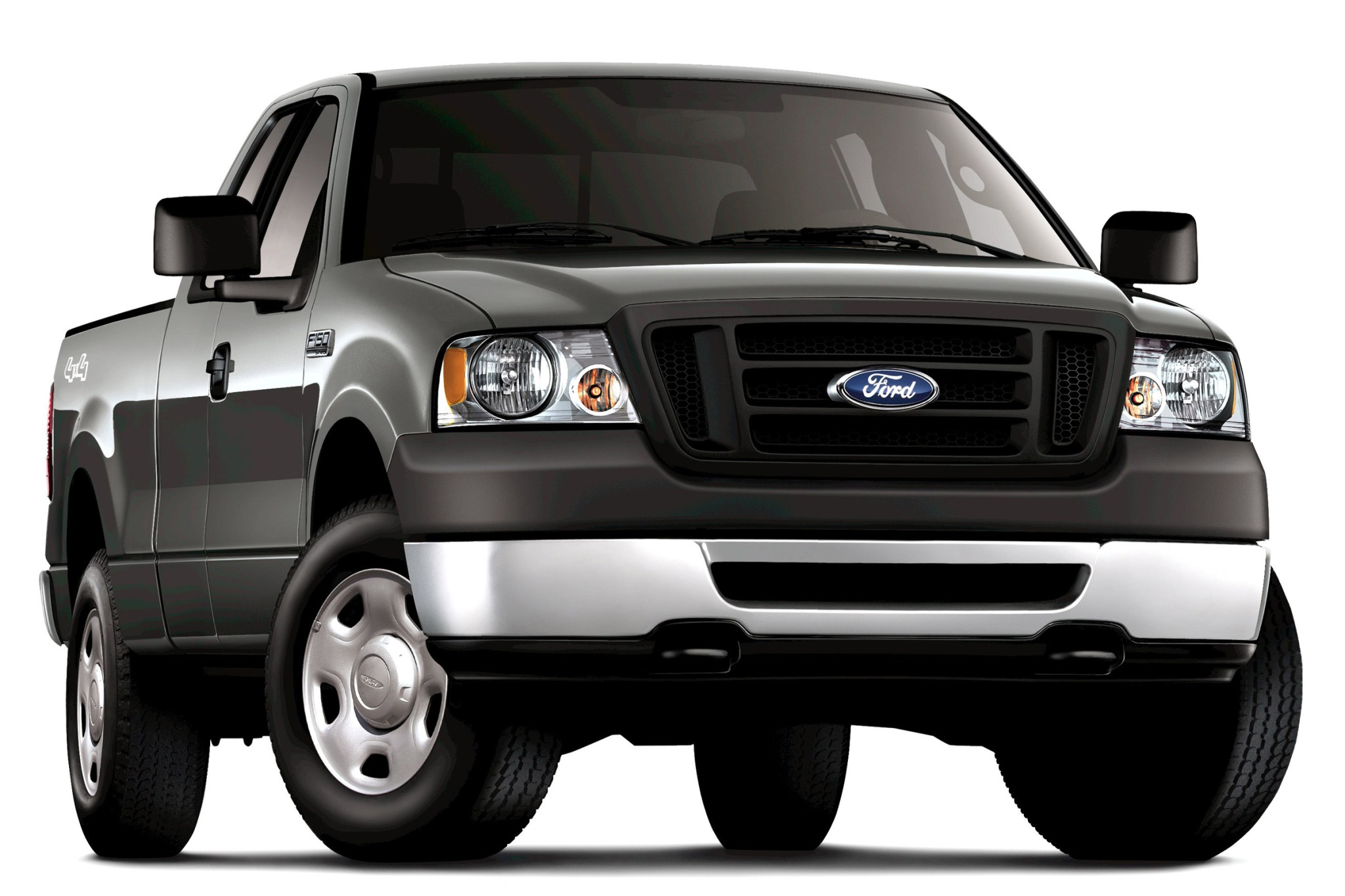 2007 Ford F-150 XL Extend exterior #7