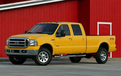 2007 Ford F-350 Super Dut exterior #9