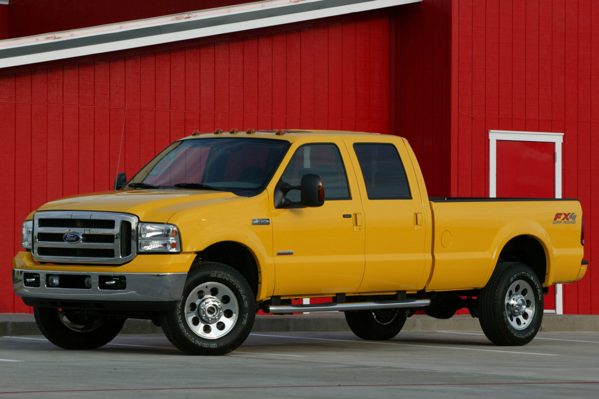 2007 Ford F-350 Super Dut exterior #2
