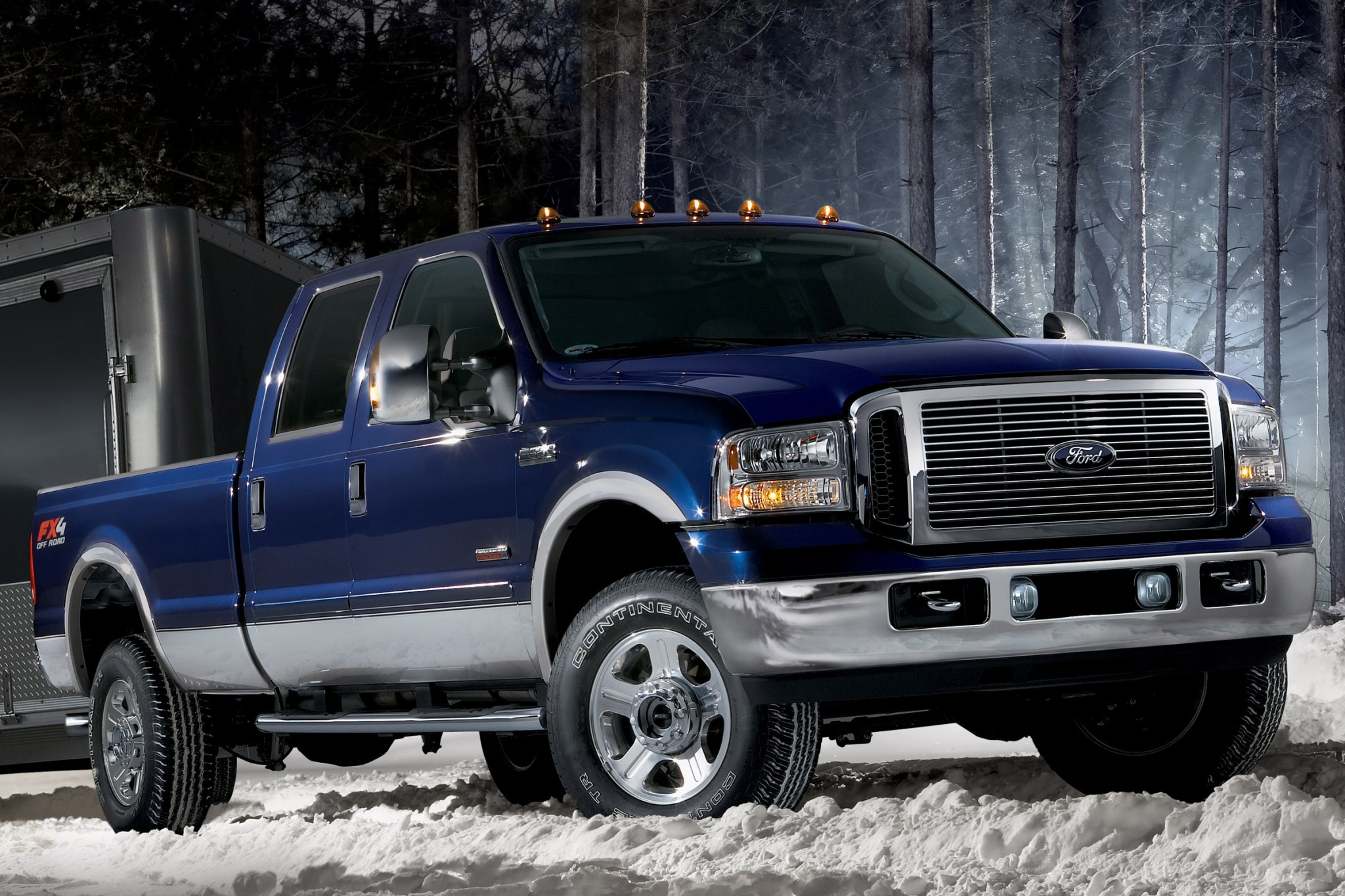 2007 Ford F-350 Super Dut exterior #1