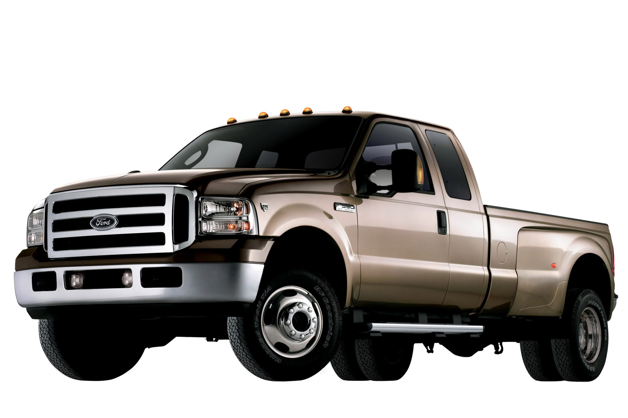 2007 Ford F-350 Super Dut exterior #8