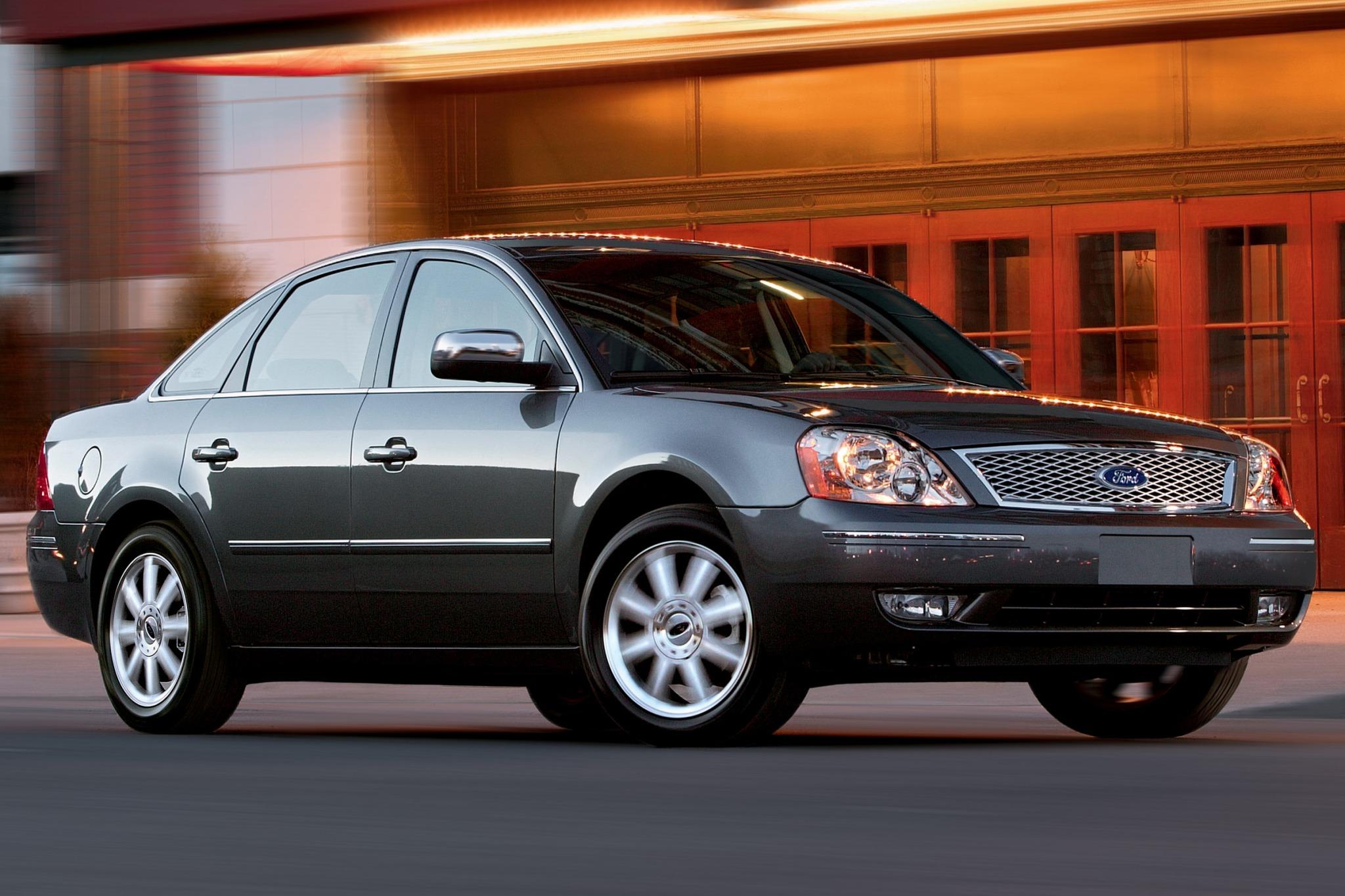2007 ford five hundred se interior 4