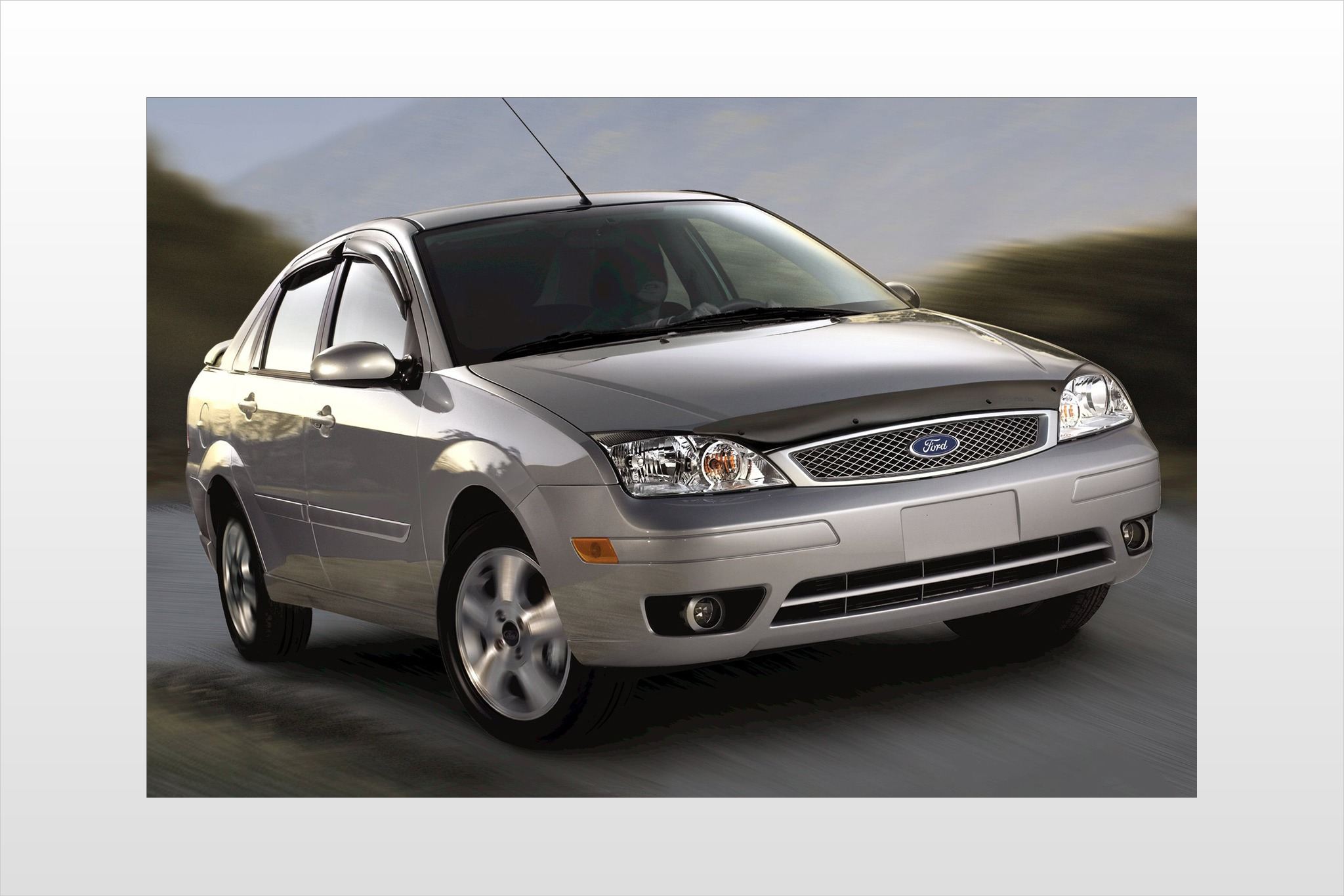 2007 Ford Focus ZX3 SES 2 exterior #7