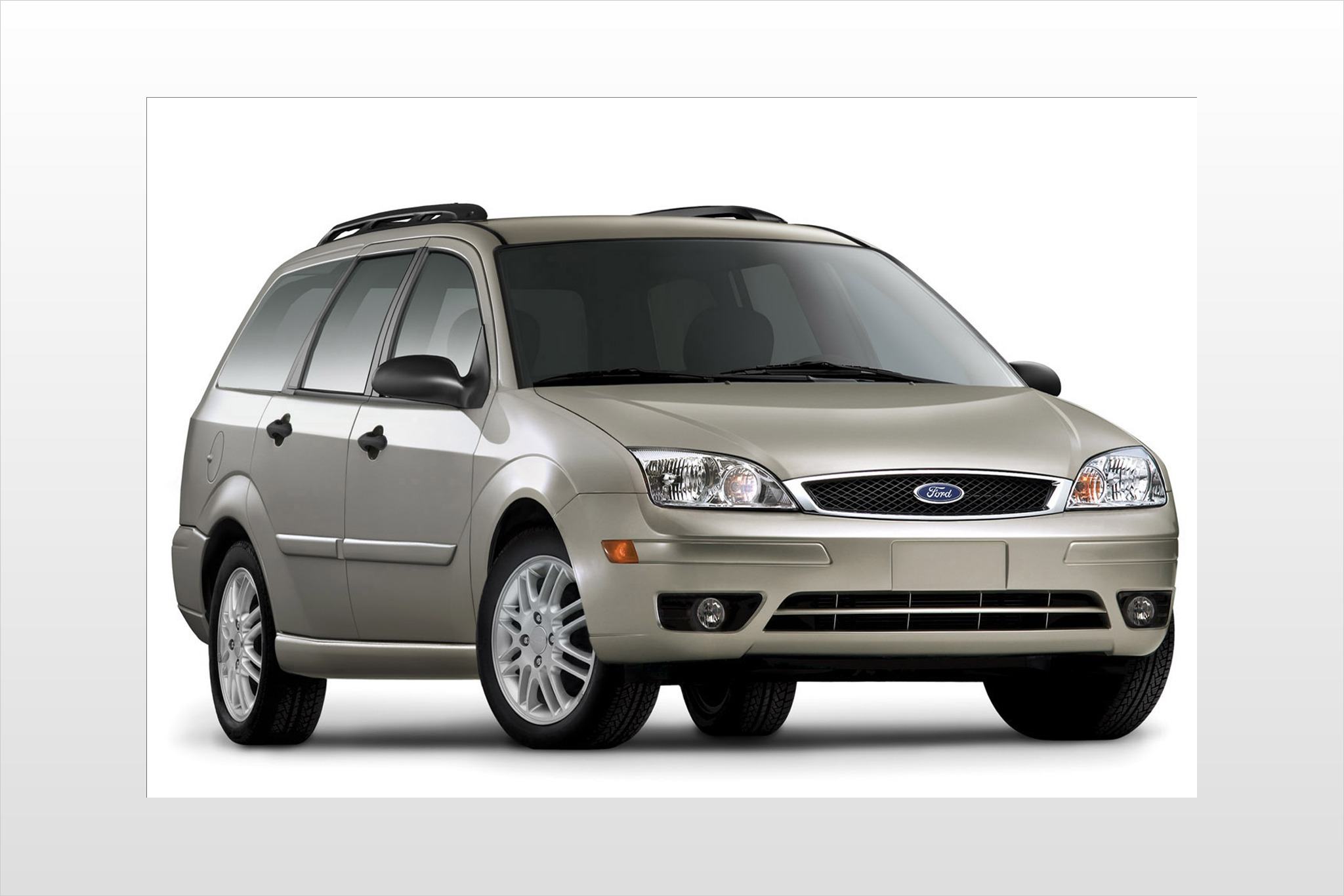 2007 Ford Focus ZX3 SES 2 exterior #5