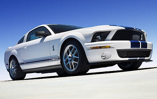 2007 Ford Shelby GT500 Ce interior #6