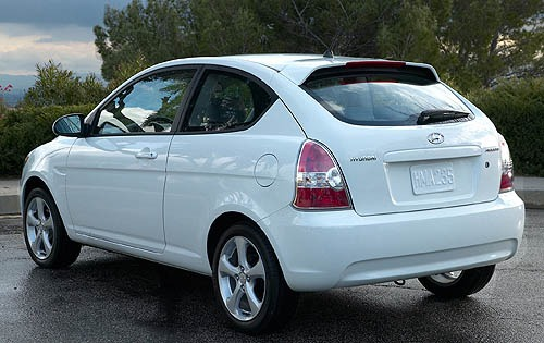 2007 Hyundai Accent Image 6