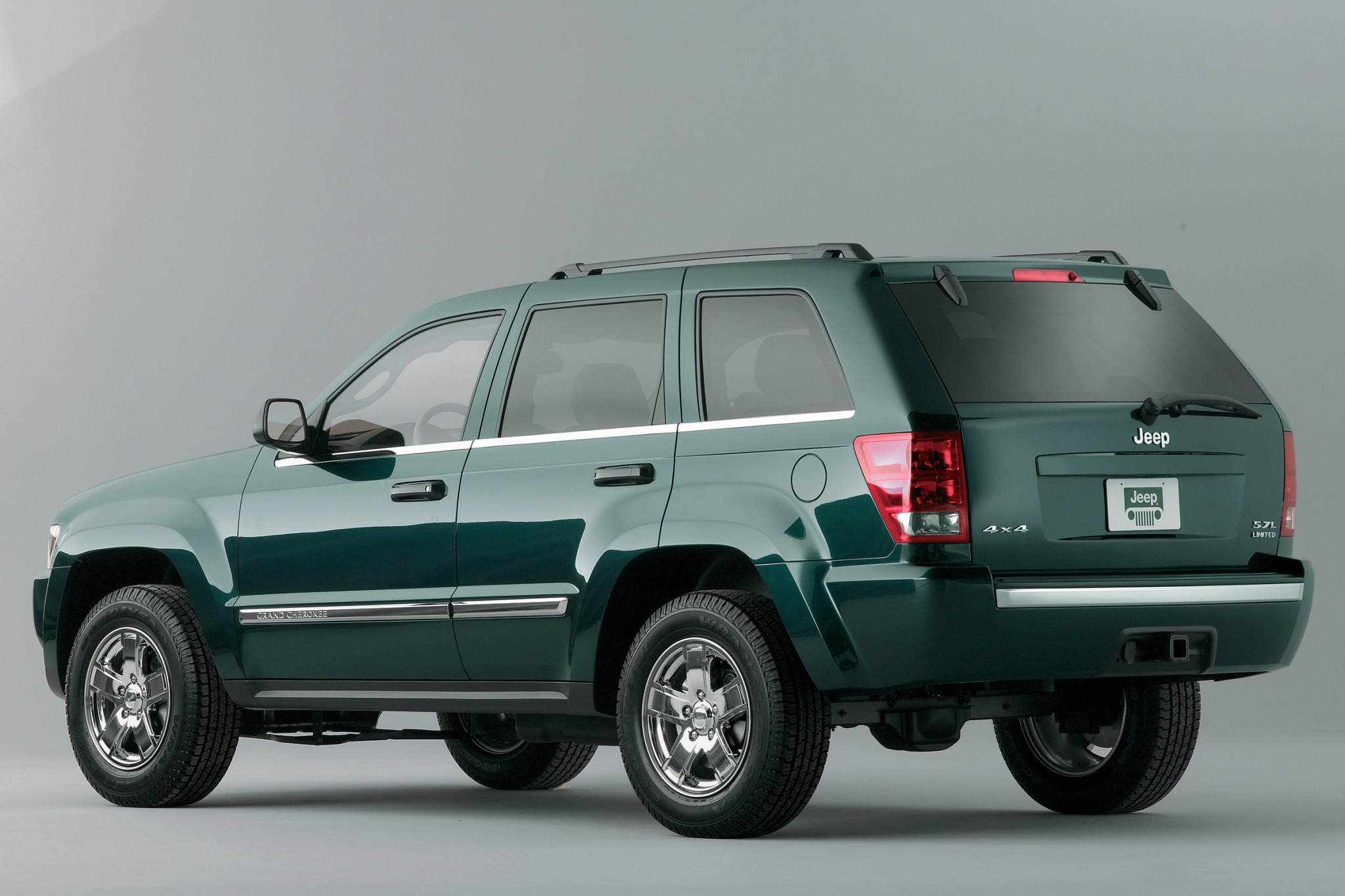 2007 jeep grand cherokee - information and photos - zombiedrive