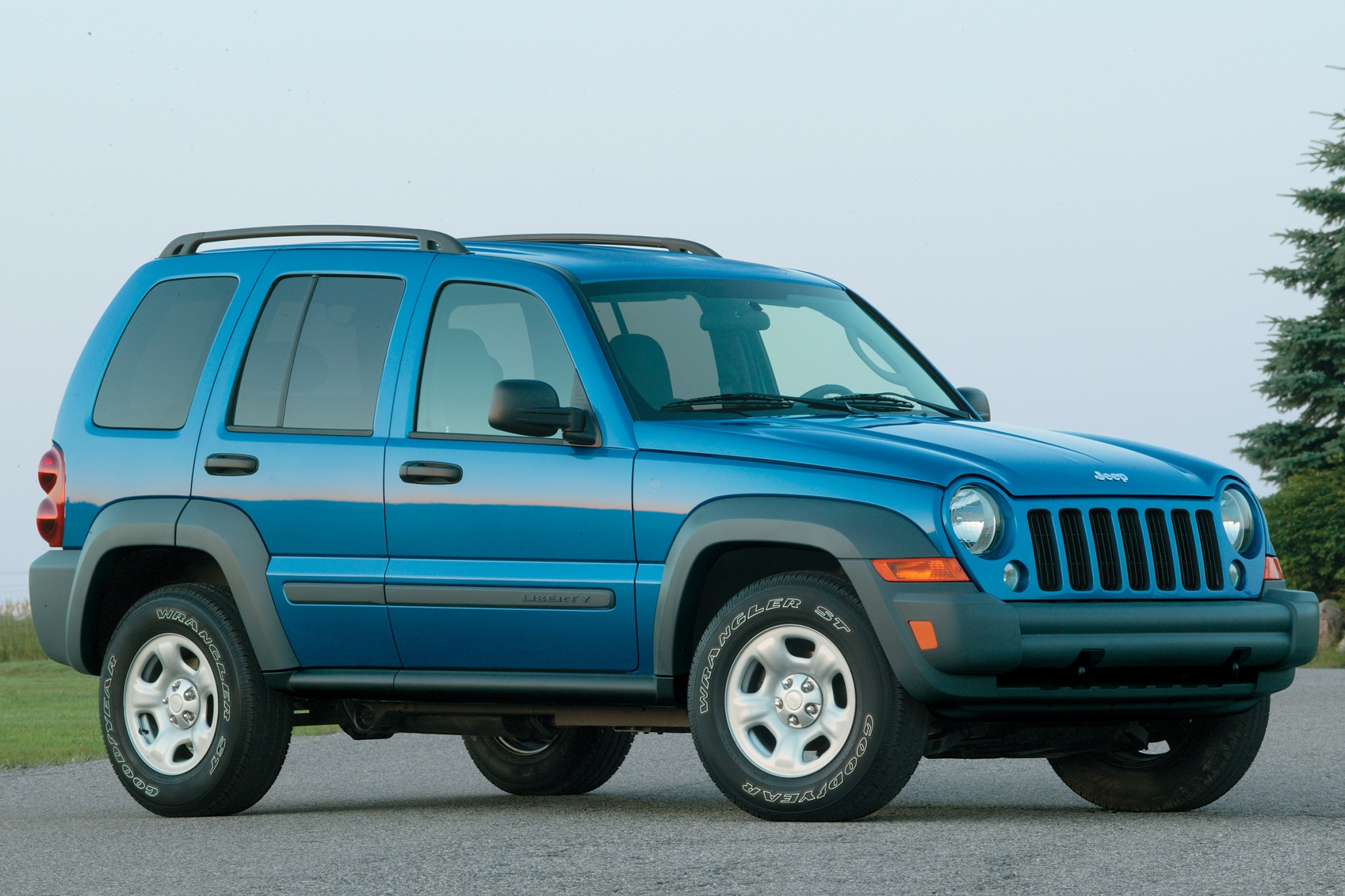 2007 Jeep Liberty Limited interior #1