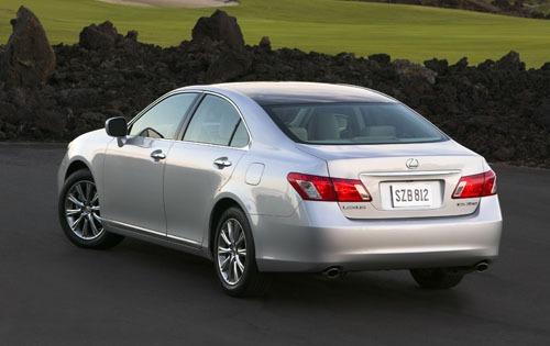 2007 Lexus ES 350 - Information and photos - ZombieDrive