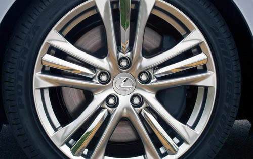 2007 Lexus GS 450h Wheel  exterior #8