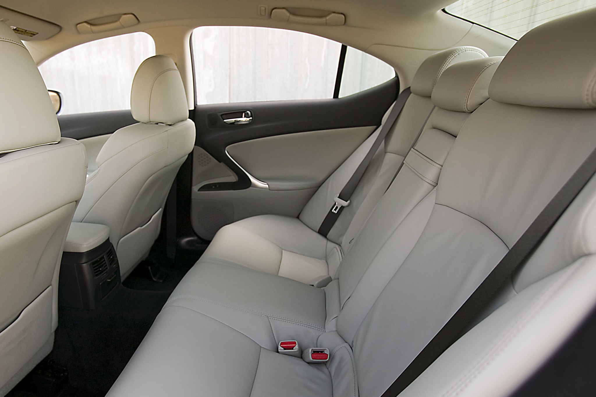 2007 Lexus IS 250 Sedan D interior #6