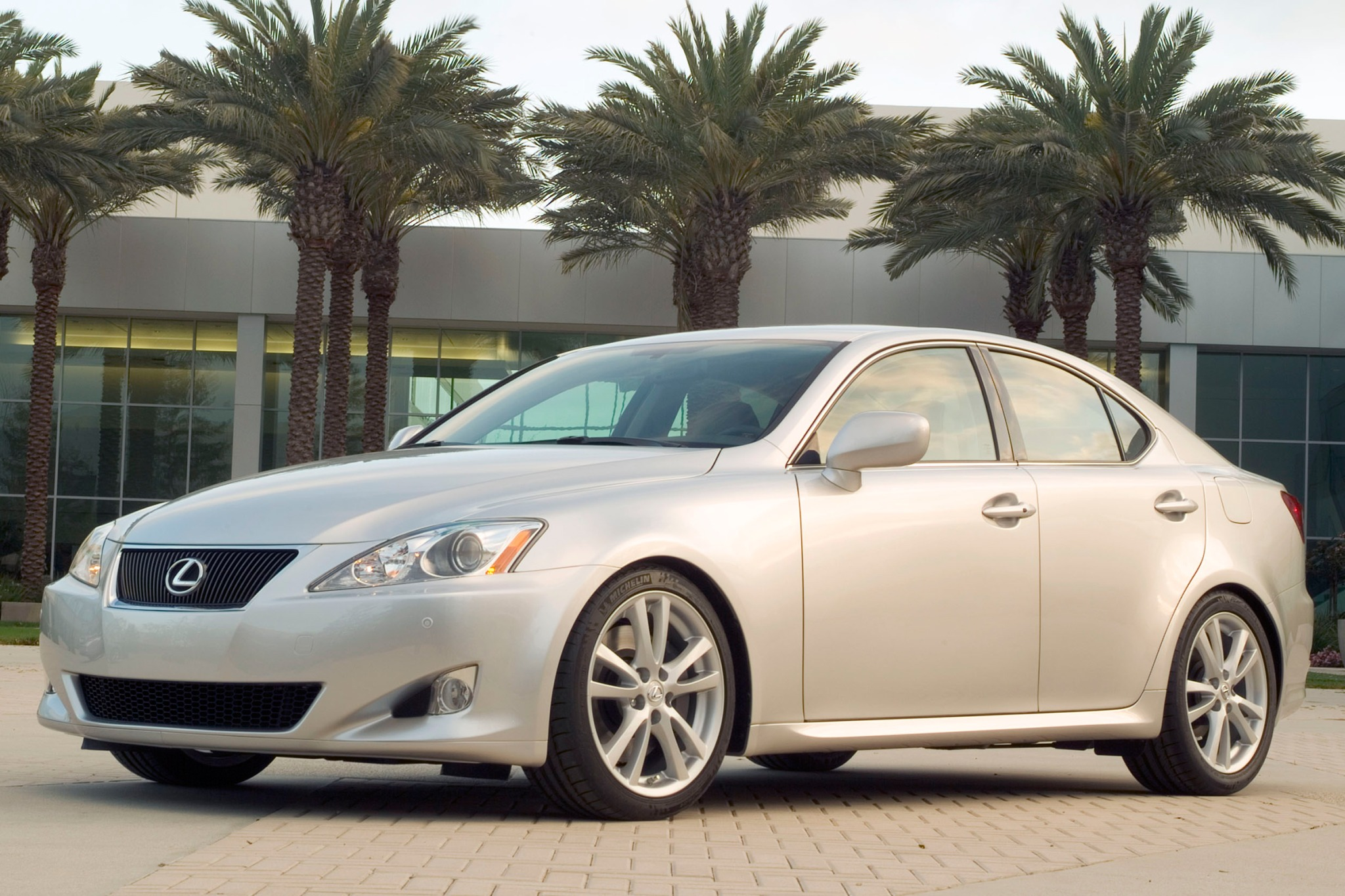 2007 Lexus IS 350 Sedan I interior #1