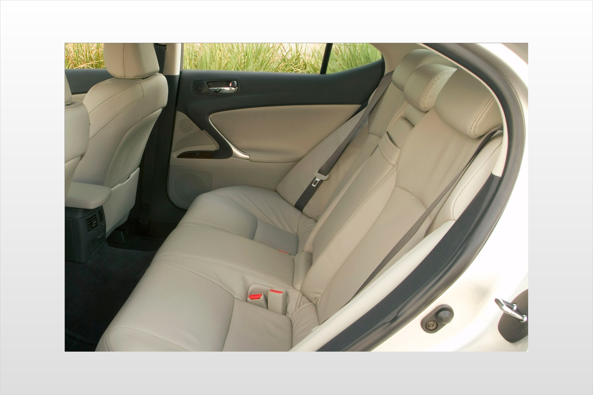 2007 Lexus IS 350 Sedan I interior #5