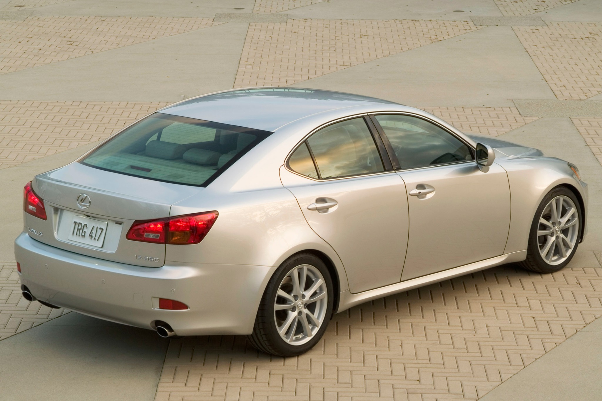 2007 Lexus IS 350 Sedan I interior #3