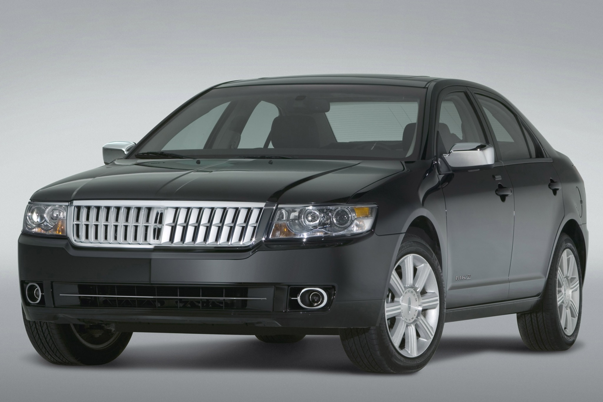 2007 lincoln mkz information and photos zombiedrive. Black Bedroom Furniture Sets. Home Design Ideas