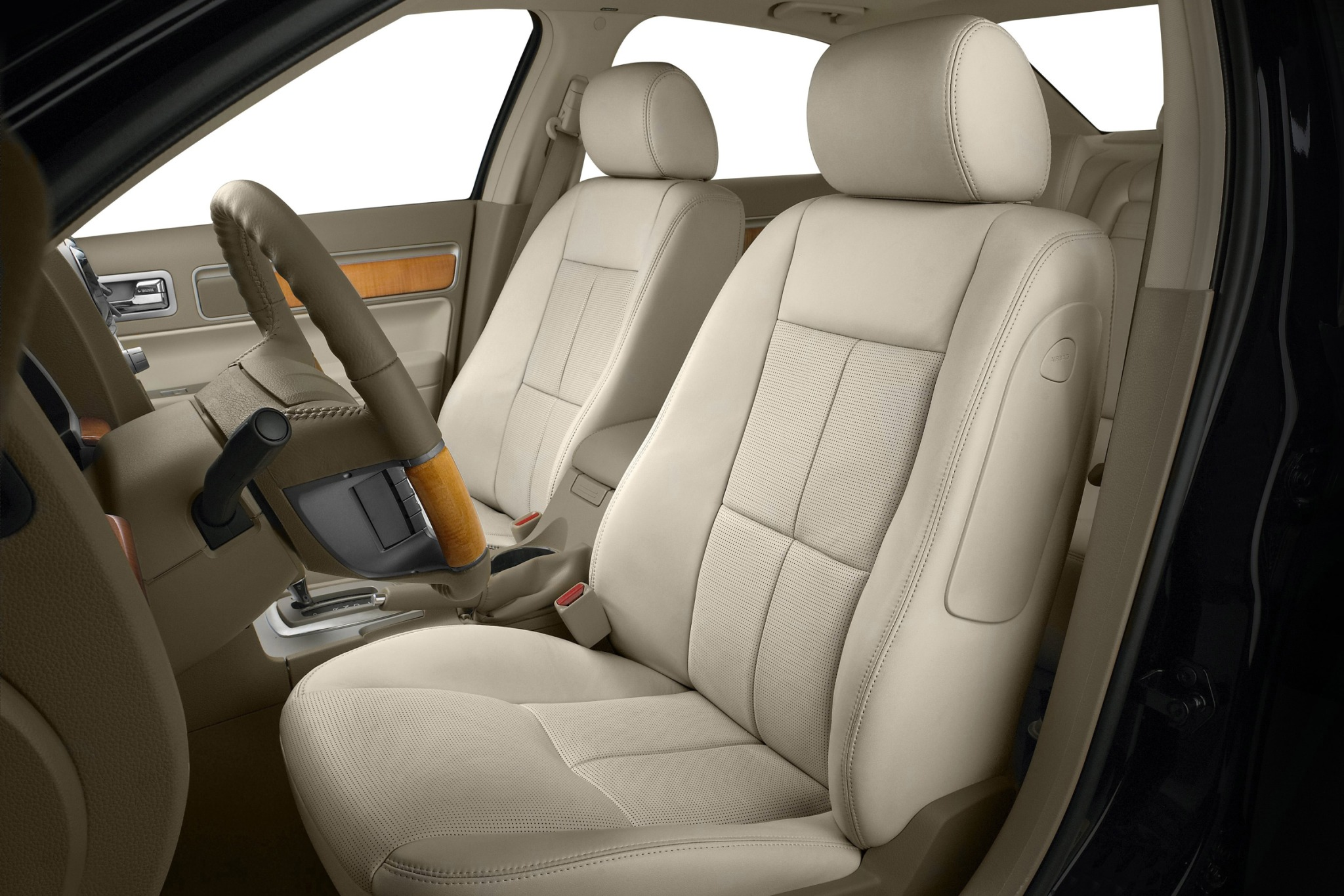 2007 lincoln mkz   image 3