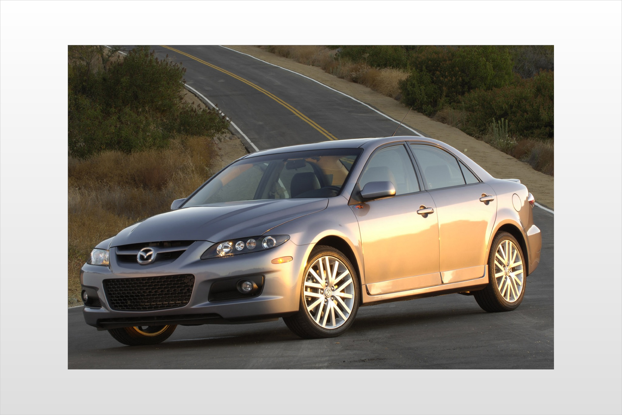 Mazda Grand Touring Sedan