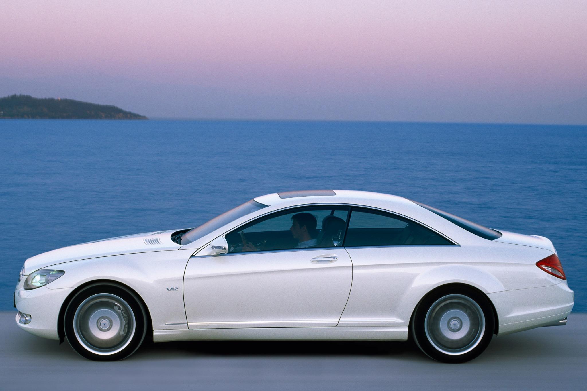 2007 Mercedes Benz Cl Class Image 5