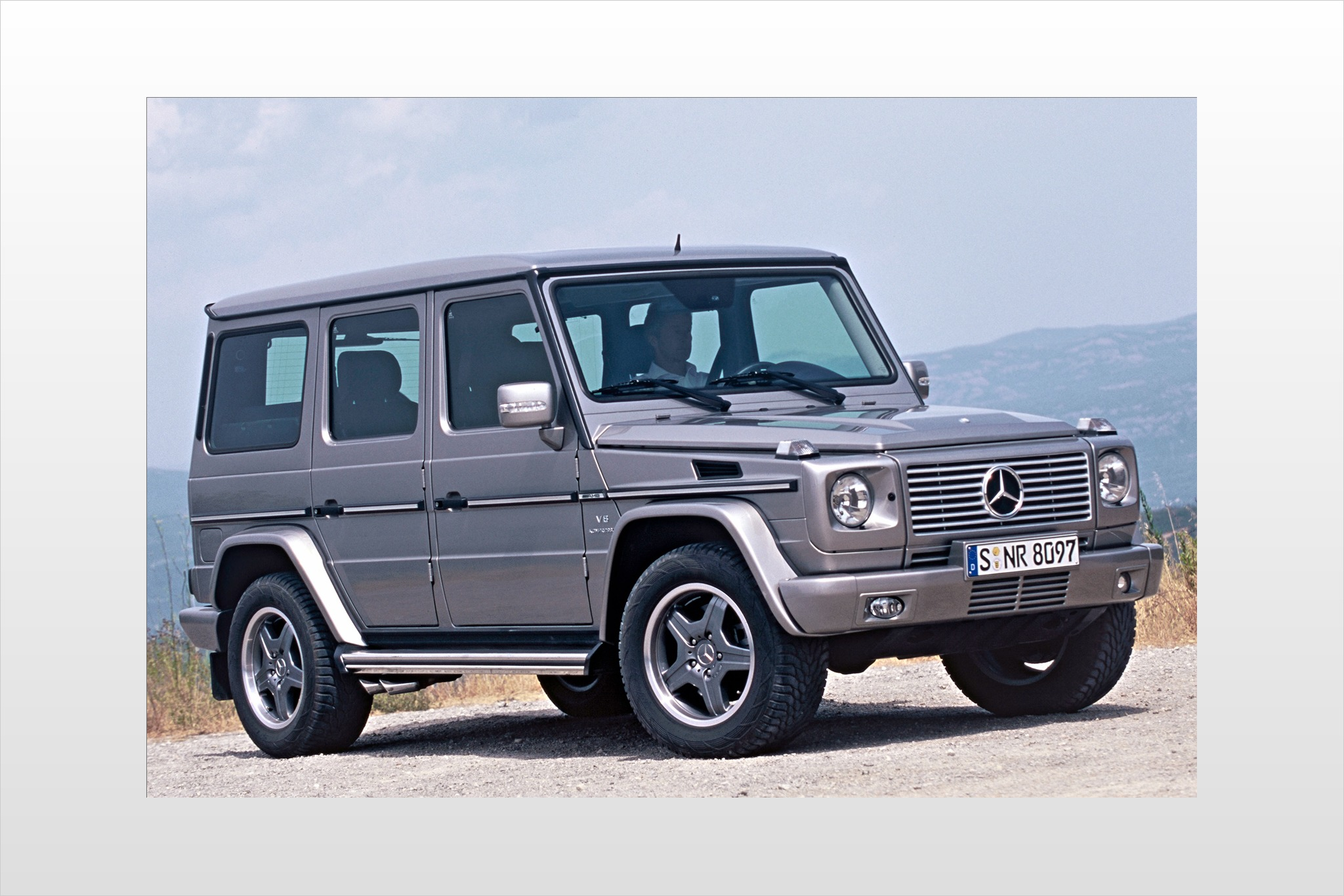 2007 mercedes benz g class image 2 for 2007 mercedes benz suv